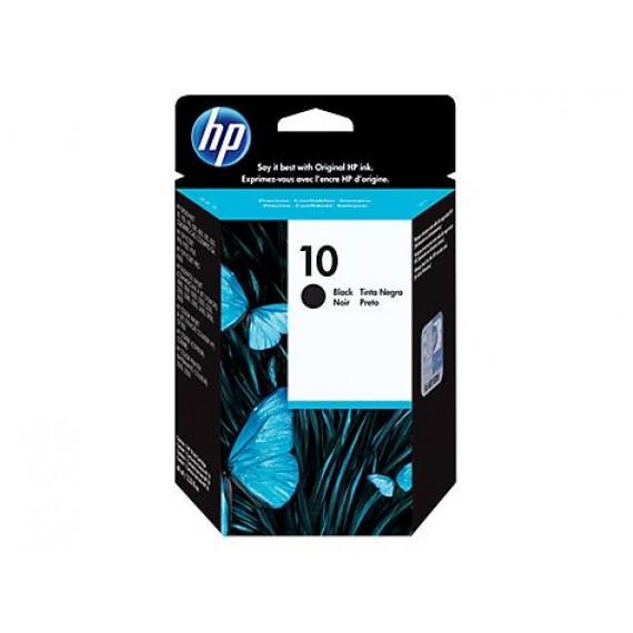 Cartucho HP 10 - Tinta Black (Preto) 69 ml - C4844A