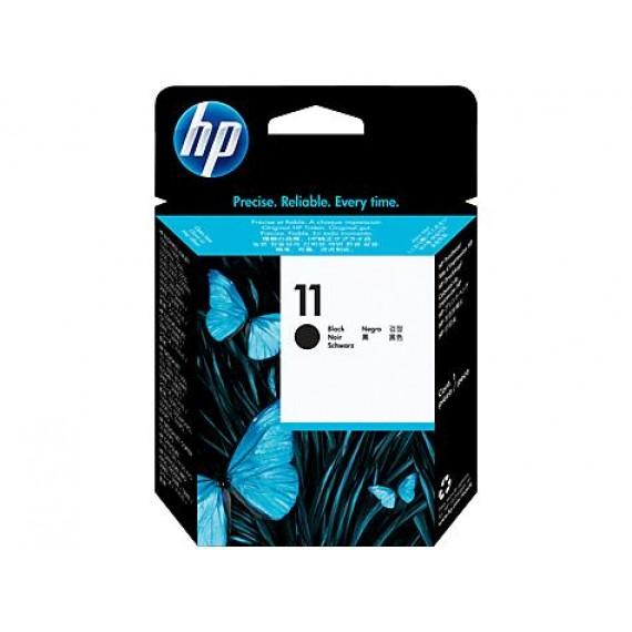 Cabeçote de Impressão HP 11 -  Black (Preto) - C4810A