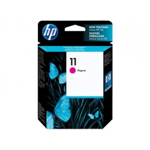 Cartucho HP 11 - Tinta Magenta 28 ml - C4837A