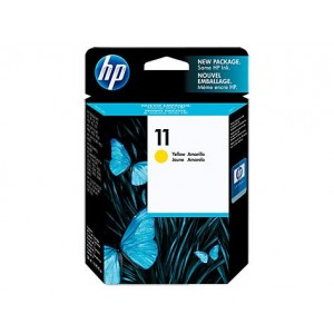 Cabeçote de Impressão HP 11 - Yellow (Amarelo) - C4813A