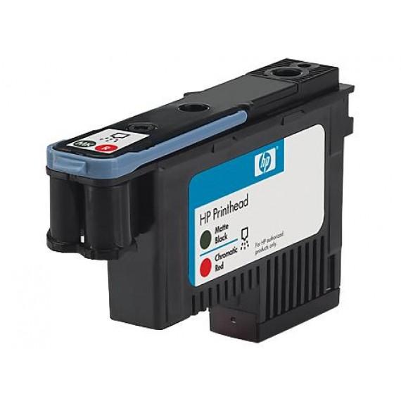 Cabeçote de Impressão HP 73 - Preto Fosco e Vermelho Crom- CD949A