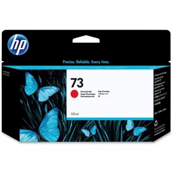 Cartucho Para Plotter HP 73 - Vermelho Cromático 130 ml - CD951A