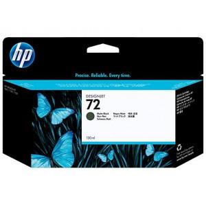 Cartucho HP 72 Tinta cor Preto Fosco (Matte Black) 130 ml - C9403A