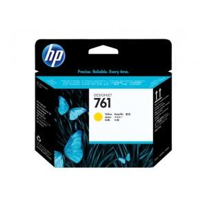 Cabeçote HP 761 Amarelo - CH645A para Plotter HP T7100 e T7200
