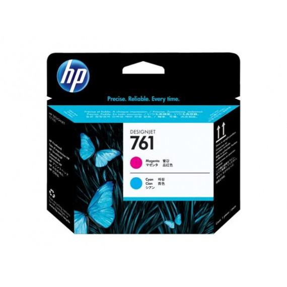 Cabeçote HP 761 Magenta e Ciano - CH646A para Plotter HP T7100 e T7200