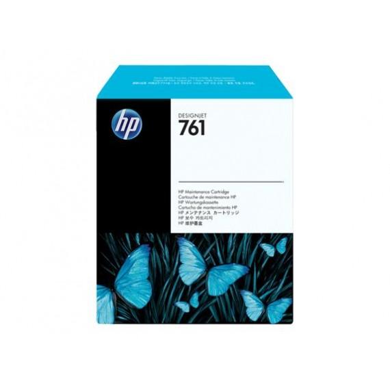 Cartucho de Manutenção e Limpeza HP 761- CH649A para Plotter HP T7100 e T7200