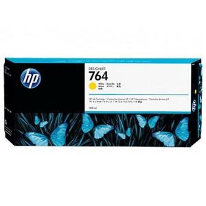 Cartucho de Tinta HP 764 Amarelo 300 ml C1Q15A