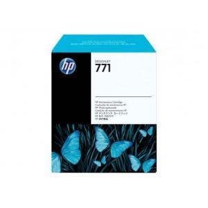 Cartucho de Manutenção HP 771 - CH644A para Plotter Z6200, Z6600, Z6800