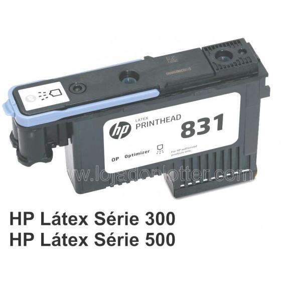 Cabecote Impressao Otimizador HP 831A  - CZ680A Plotter HP Latex