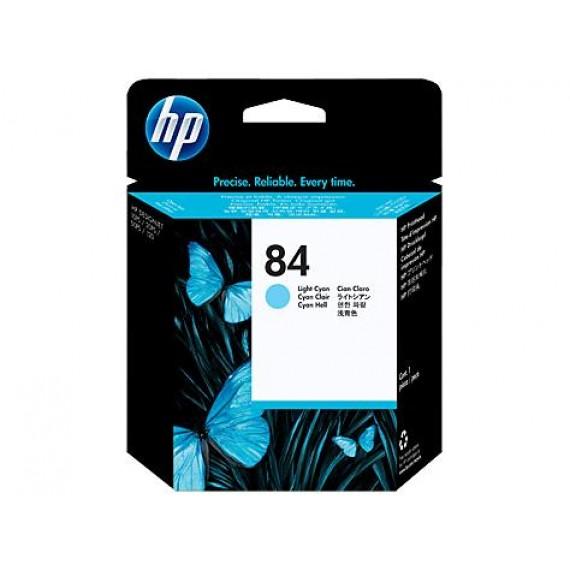 Cabeçote de Impressão HP 84 -  Ciano Claro - C5020A