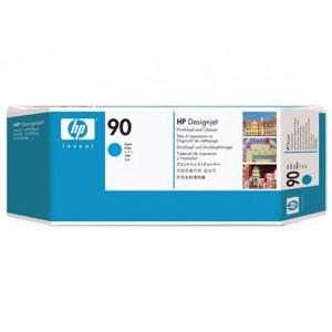 Cabeçote de Impressão Ciano com Limpador HP 90 - C5055A