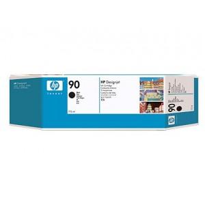 Cartucho de Tinta HP 90 Preto 775 ml - C5059A