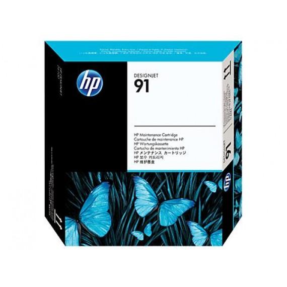 Cartucho de Limpeza e Manutenção HP 91 - C9518A